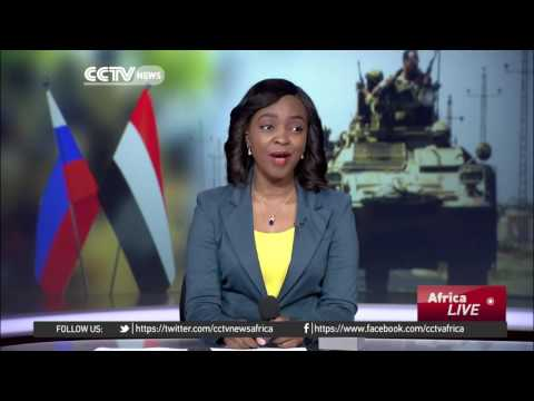 LIVE: Russia to send an army unit to Africa for the first time