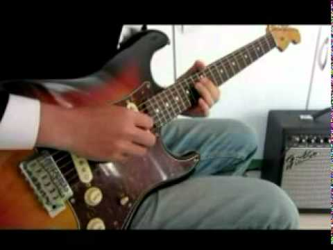 Stevie Ray Vaughan - Lenny (cover)