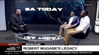 Remembering Robert Mugabe: Tino Mambewu and Blessing Vava