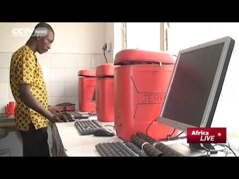 Togolese Inventor Wins Award For Technology Innovation