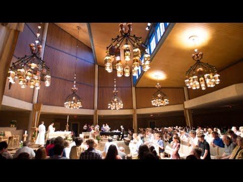 Ash Wednesday: 12:05pm Mass (February 17, 2021)