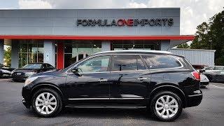 2014 Buick Enclave Premium - For Sale - Formula One Imports Charlotte