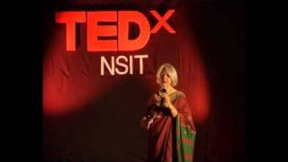 TEDxNSIT-Dr. Isher Judge Ahluwalia-Role of Cities in India