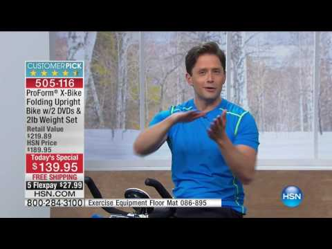 HSN | ProForm Fitness 01.03.2017 - 04 PM