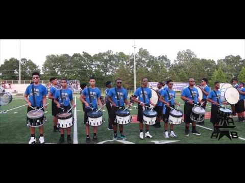 Mississippi Alumni All-Star Drumline 2017