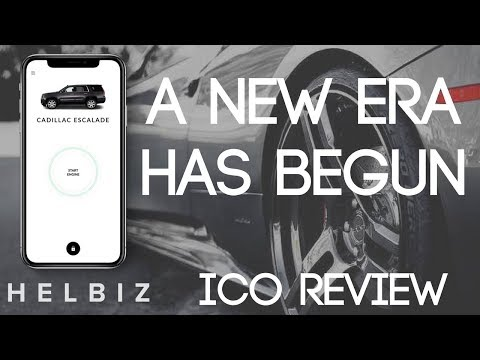 Helbiz (HBZ) | Revolutionary Decentralised Vehicle Sharing on Blockchain (ICO Review)
