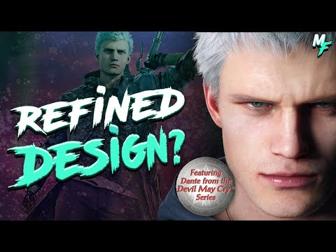 How Devil May Cry 5 Improved Nero's Design!