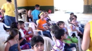 Campamento de niño 2014 Sucre Venezuela iglesia de Cristo Esmeralda