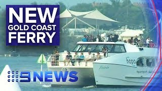 Travel from Seaworld to Surfers Paradise by ferry   Nine News Australia