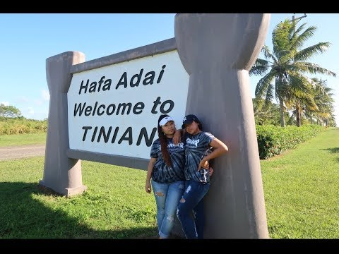 THE HISTORY & BEAUTY OF THE ISLAND OF TINIAN!!! (RIRI'S HOME)