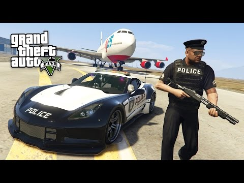 GTA 5 Mods - PLAY AS A COP MOD! GTA 5 Police Corvette C7R LSPDFR Mod Gameplay! (GTA 5 Mods Gameplay)