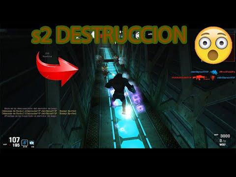 DESTRUCCION S2 | WOLFTEAM LATINO | PROZAZ