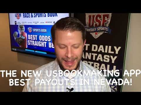 Best Payouts and Odds in Nevada! USBookmaking App COMING SOON!