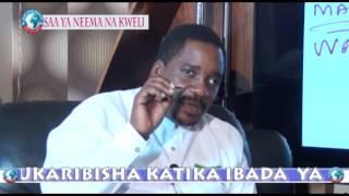 Mzee Wa Neema-KUMJUA MUNGU NA SERIKALI ZAKE  Part 2