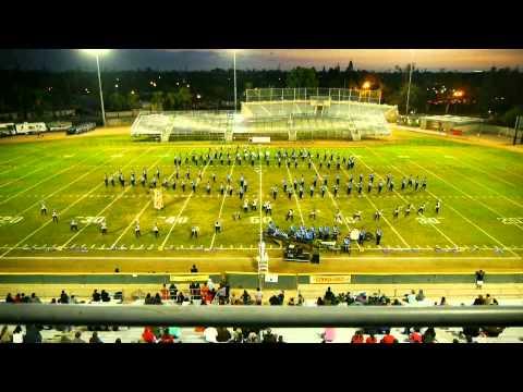 Anaheim High School Marching Band 2014