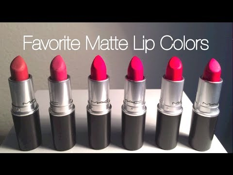 Avon True Color Perfectly Matte Lipstick