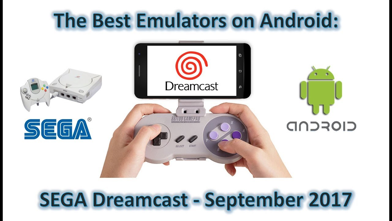 dreamcast emulators for android