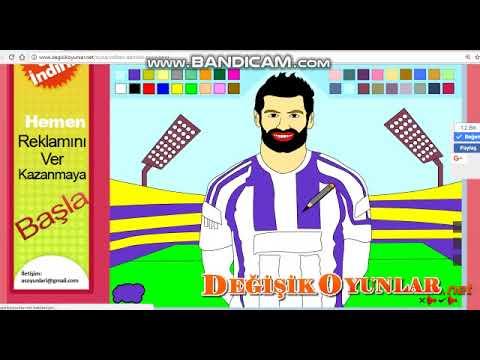 Fenerbahçe Forma Boyama Youtube
