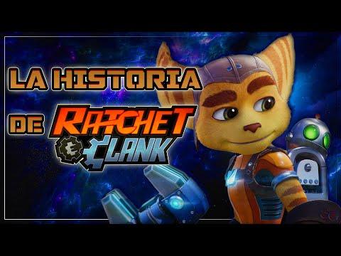 La Historia Completa de Ratchet & Clank hasta Una Dimensión Aparte (Rift Apart) de PS5
