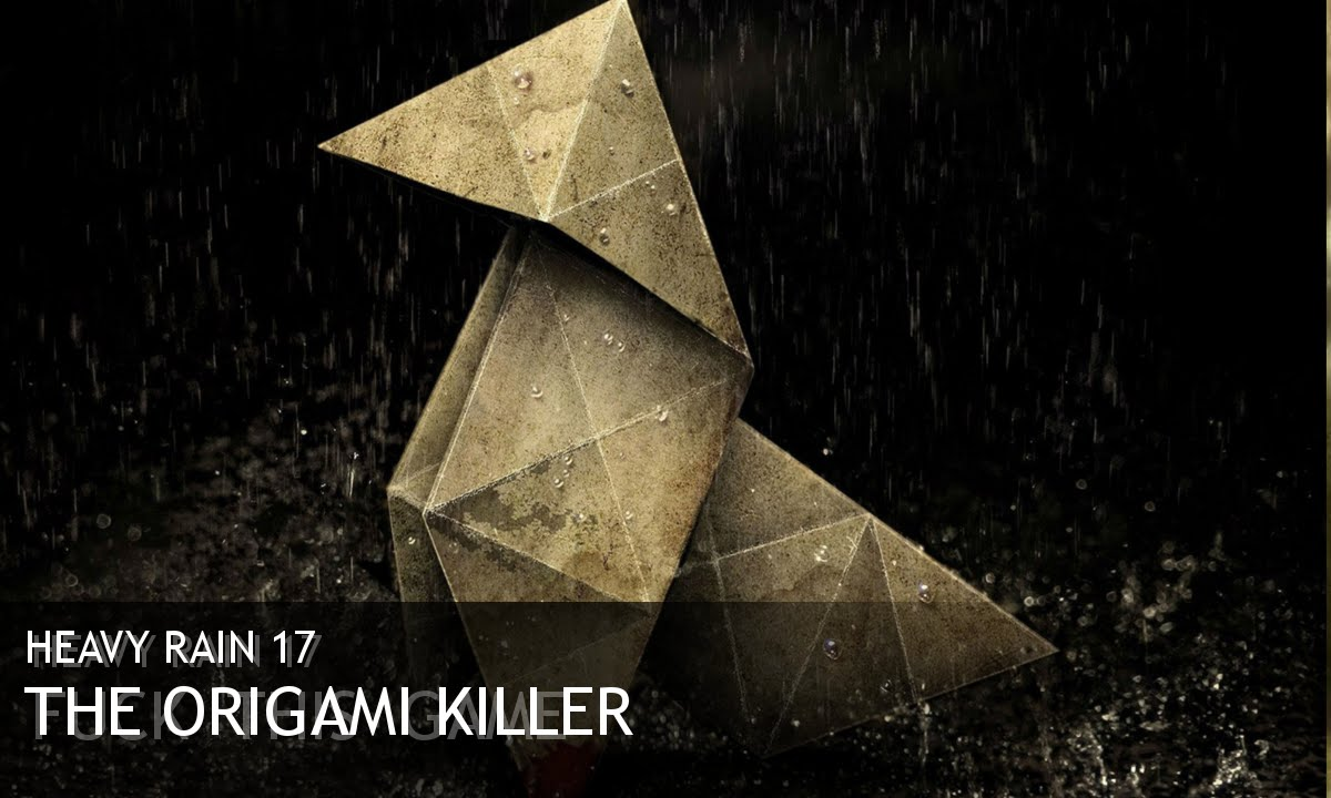 heavy rain 17 the origami killer youtube