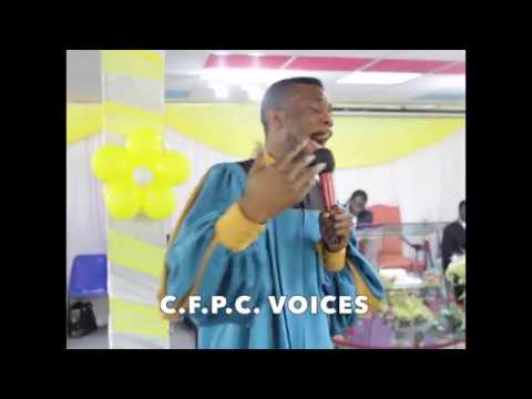 NEYI ZIMU (MIRACLE) Live By C F P C  VOICES