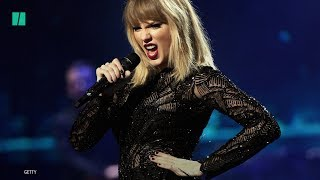 Taylor Swift Gets Publicly Political For First Time