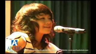 I'm Yours cover (live) | Apollo English Idol | Thai Trinh Cover