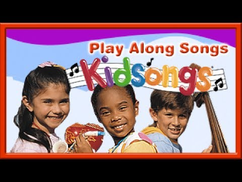 Play Along Songs part 1 by Kidsongs - YouTube