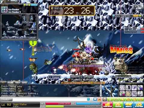MSEAC : Hoblin King PQ [2] Run Shammos RUN!