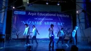 soniya dil todna hi tha....DARE TO DANCE GROUP..choreographed  by JAIMIN KHAKHKHAR  .mp4