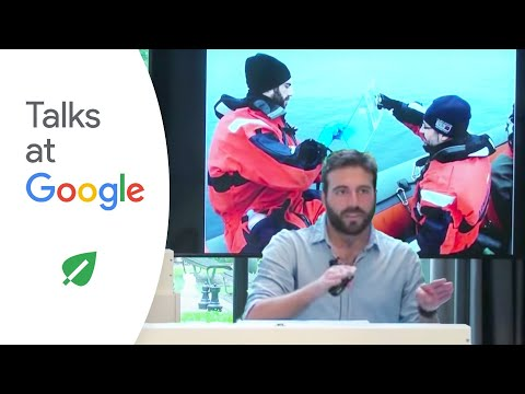 """Pablo Rodriguez: """"Trace Gases in Remote Oceanic Regions"""" 