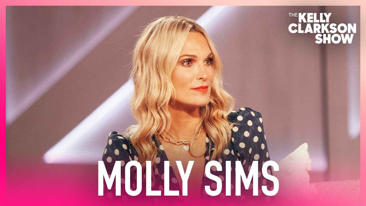 Molly Sims Addresses Grief In New Podcast