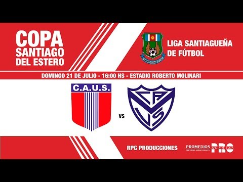 Unión Santiago Vs Vélez Sársfield (SR)