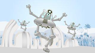 Funky Robot Adventures!