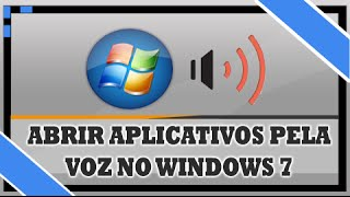 Comandar PC Pela Voz No Windows 7 [2015/2016]