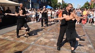 Soul2Sole Latin Dance at Salsa St, Clair Toronto Street Music & Dance Fesitval