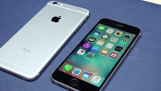 iPhone 6s and 6s Plus   Hands On