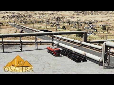 Cities Skylines: Osahra - Oil Fields #16