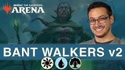 MTG Arena: Bant Walkers v2 with Ali Aintrazi