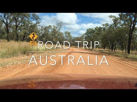 Road Trip - Outback Australia - Travel Vlog | Ch.5 Undara Experience