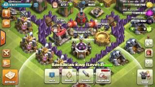 Clash of Clans: Level 6 Lab!