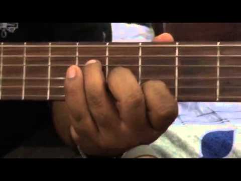 B major broken chord - YouTube