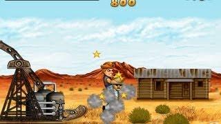 Johnny Crash I. - Sony Ericsson - Hit an Oil Baron