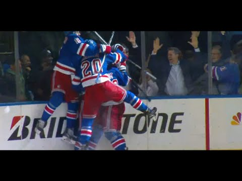 'Never Say Die' | 2015 New York Rangers 2nd Round (HD)