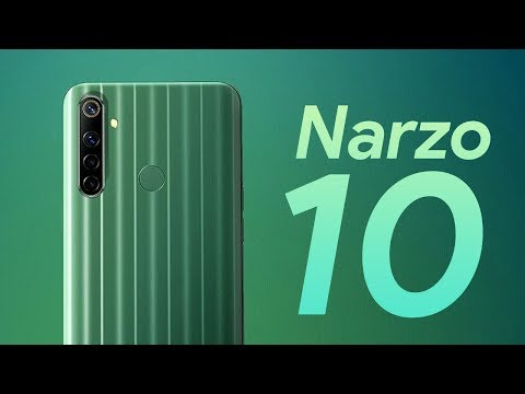 Realme Narzo 10 & Narzo 10A OFFICIAL - FULL SPECIFICATIONS!!!