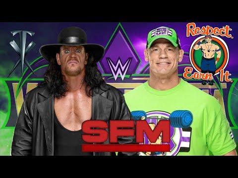 "WWE Mashup: Undertaker and John Cena - ""Dark Time is Now"""