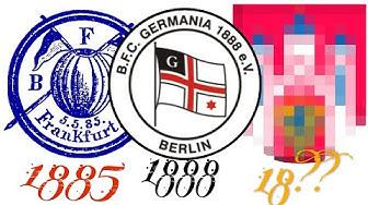 Der Älteste Fußballverein Deutschland