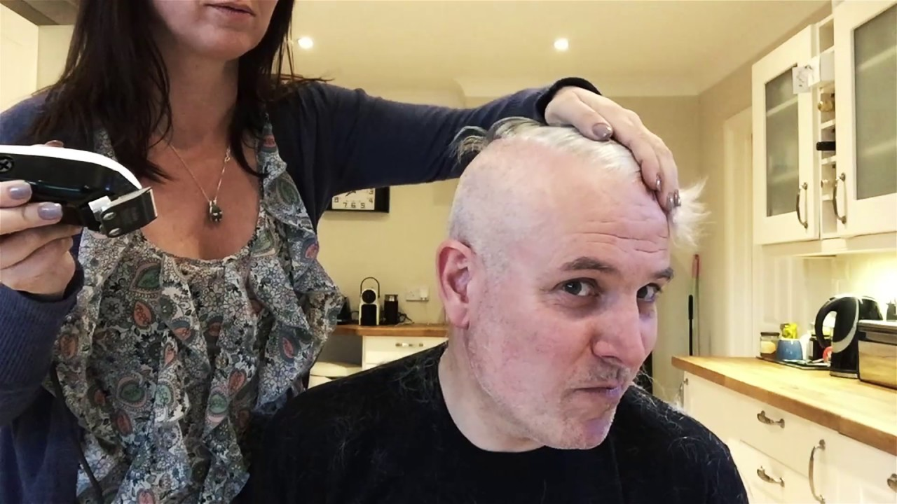 Rizzo head shaved you tube