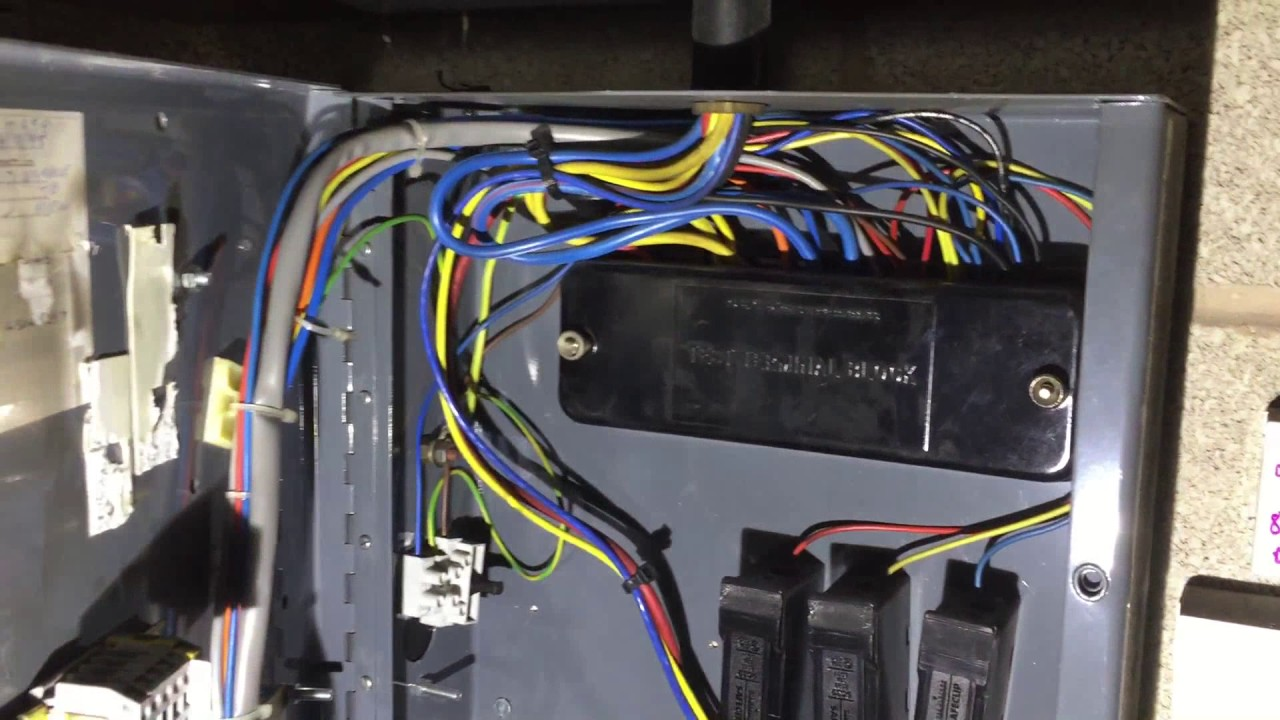 small resolution of ct metering panel wiring