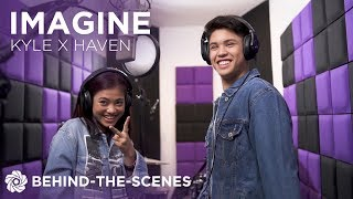 Imagine - Kyle Echarri x Haven (Behind the Scenes)
